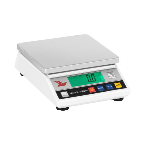 Steinberg Systems Präzisionswaage - 10.000 g / 0,1 g SBS-LW-10000A