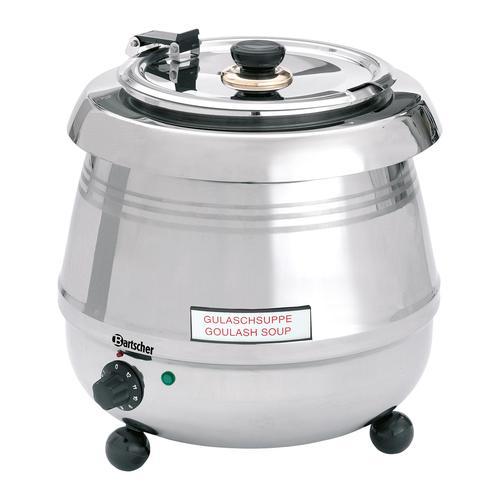Bartscher Suppentopf De Luxe - 9 Liter - CNS 100058
