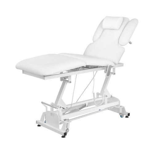 physa Massageliege NANTES WHITE - elektrisch PHYSA NANTES WHITE