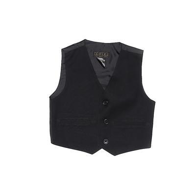Sweet Kids Tuxedo Vest: Black Ja...