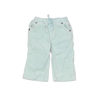 Babystyle Cord Pant: Green Solid...