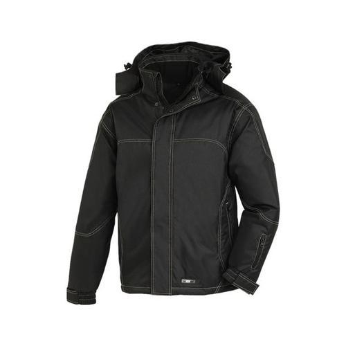 Winter-Arbeitsjacke »ASPEN« Größe L schwarz, teXXor