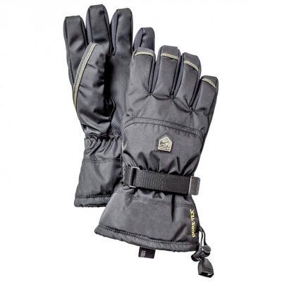 Hestra - Kid's Gore-Tex Gauntlet - Handschuhe Gr 3;4;5;6;7 grau/schwarz;schwarz