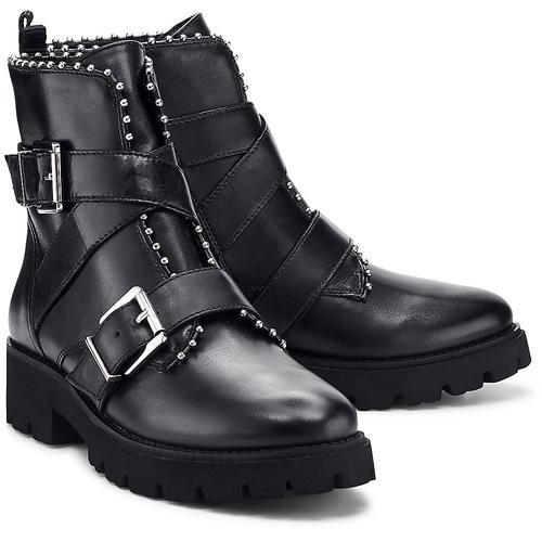 Steve Madden, Biker-Boots Hoofy in schwarz, Boots für Damen Gr. 42