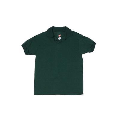 Hanes Short Sleeve Polo Shirt: G...