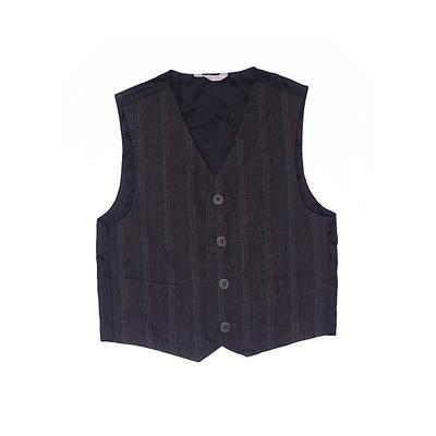 Umbro Tuxedo Vest: Gray Jackets ...