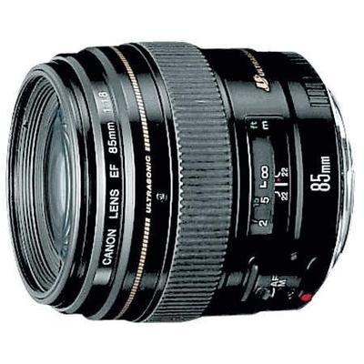 Canon 2519A003 85mm Telephoto Lens