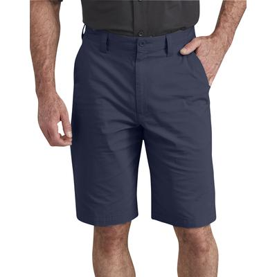 """Dickies Men's 11"""" Cooling Temp-Iq® Performance Hybrid Utility Shorts - Ink Navy Size 36 (SR601)"""