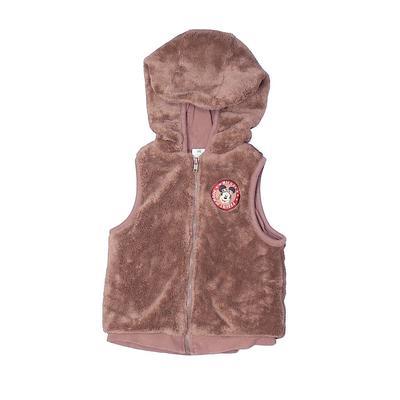 Disney Vest: Brown Jackets & Out...