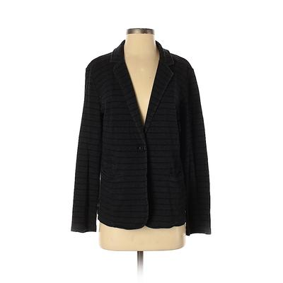Caslon Blazer Jacket: Black Prin...