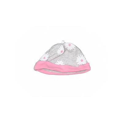 Beanie Hat: Gray Accessories - Size 3 Month