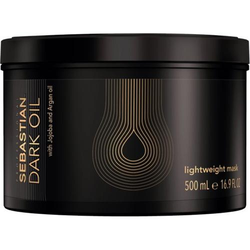 Sebastian Dark Oil Mask 500 ml Haarmaske