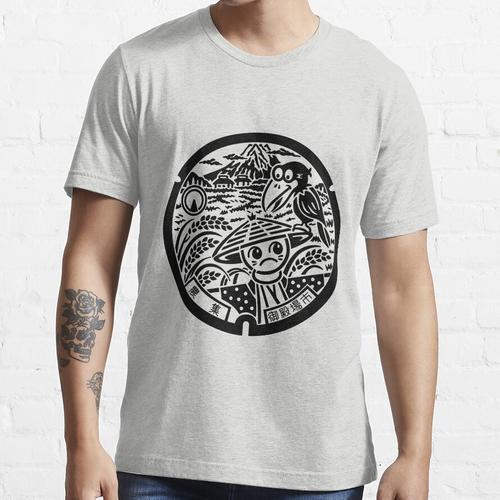Gotemba Abflussdeckel - Japan Essential T-Shirt