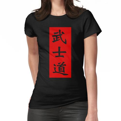 der Kriegercode Frauen T-Shirt