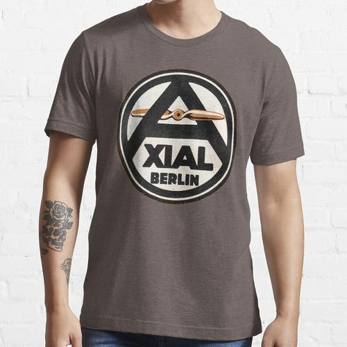 Axial Propellor Logo Essential T-Shirt