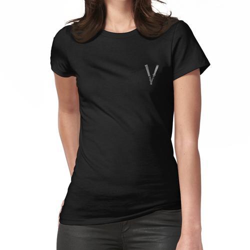 Gekreuzte Messer Frauen T-Shirt