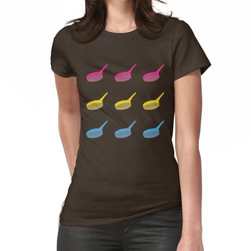 Pfannen Pfannen Pfannen Frauen T-Shirt