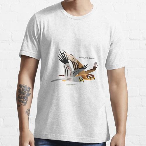 Montagus Harrier-Karikatur Essential T-Shirt
