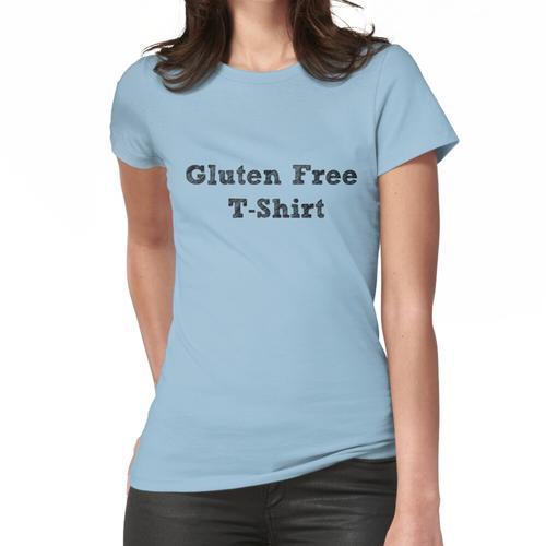 Glutenfreies T-Shirt Frauen T-Shirt