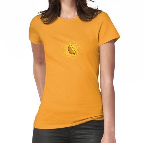Schweizer Käse Raclette Frauen T-Shirt