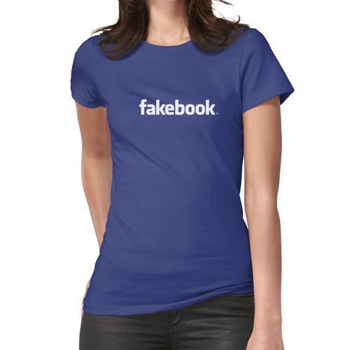 Unechtes Buch Frauen T-Shirt