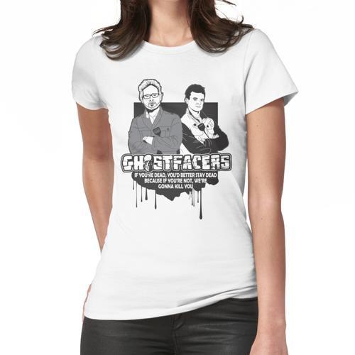 Geisterbilder Frauen T-Shirt