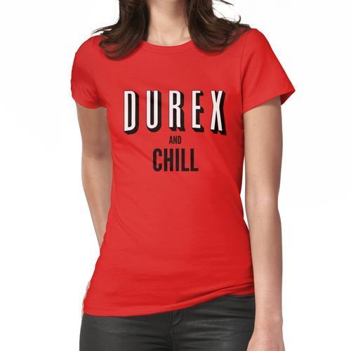 Durex und Chill Frauen T-Shirt