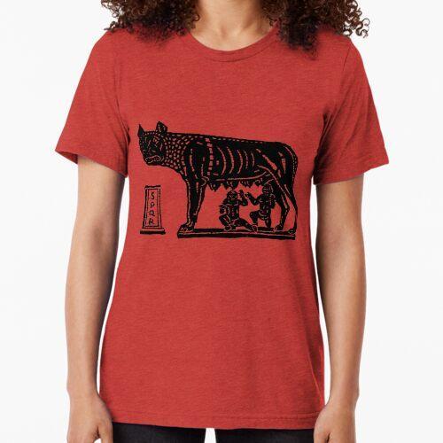 Romulus und Remus Vintage T-Shirt