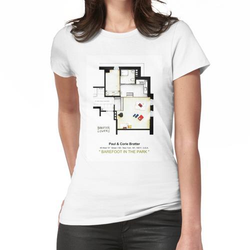 BARFUSS IM PARK - (Fast) Leere Wohnung Frauen T-Shirt