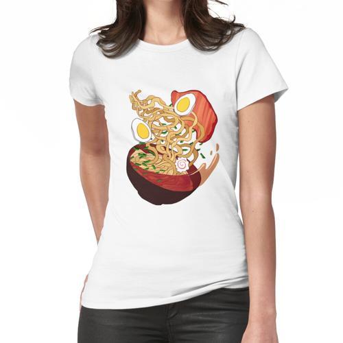 Ramen Schüssel Frauen T-Shirt