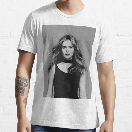 Zoey Deutch Essential T-Shirt