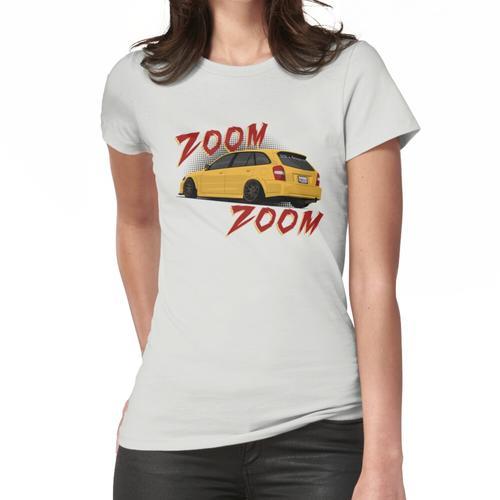 Zoom Zoom Frauen T-Shirt