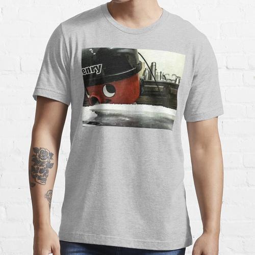 Henry der Staubsauger Essential T-Shirt