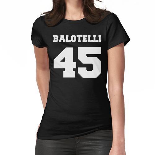 Mario Balotelli 45 Frauen T-Shirt