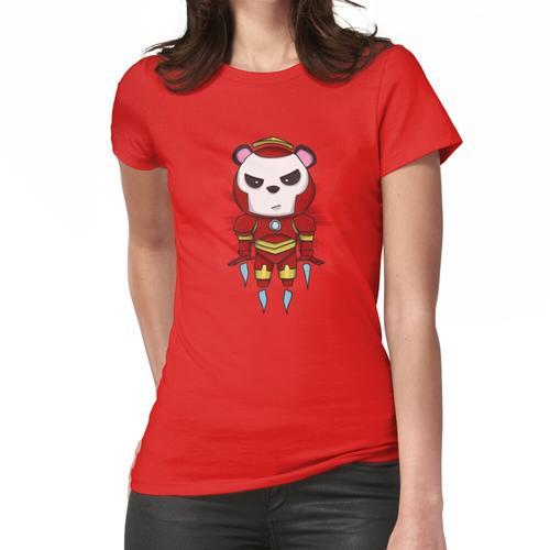 Eiserner Panda Frauen T-Shirt