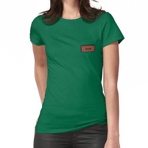 Bourbon Keks Vegan Frauen T-Shirt