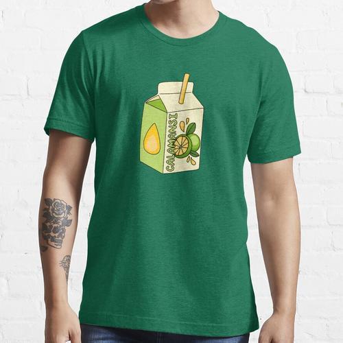 Calamansi Fruchtsaft Box Essential T-Shirt