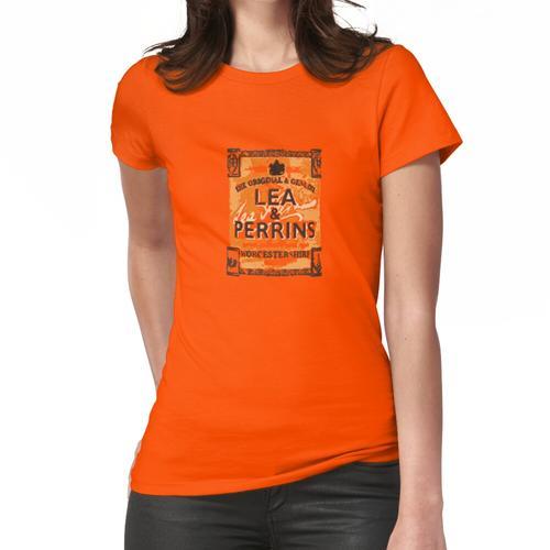 Lea & Perrins Worcestershire Saucenetikett Frauen T-Shirt