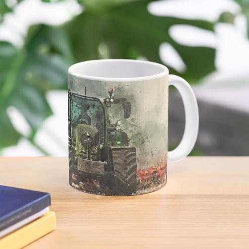 Fendt Traktor Pfropfen Tasse