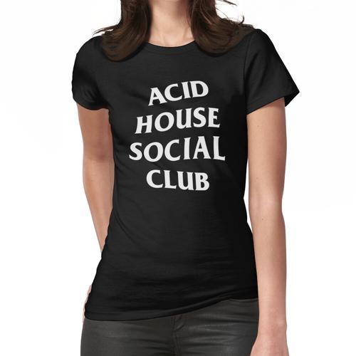 Acid House Sozialclub Frauen T-Shirt