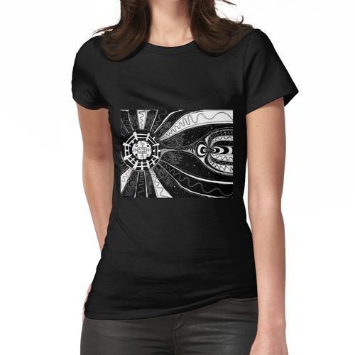 Magnetfelder Frauen T-Shirt