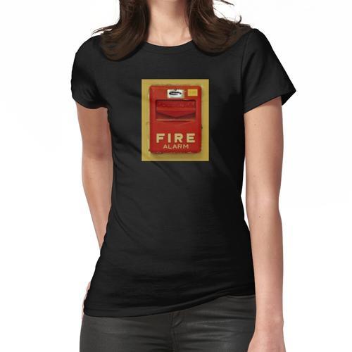 Feueralarm Frauen T-Shirt