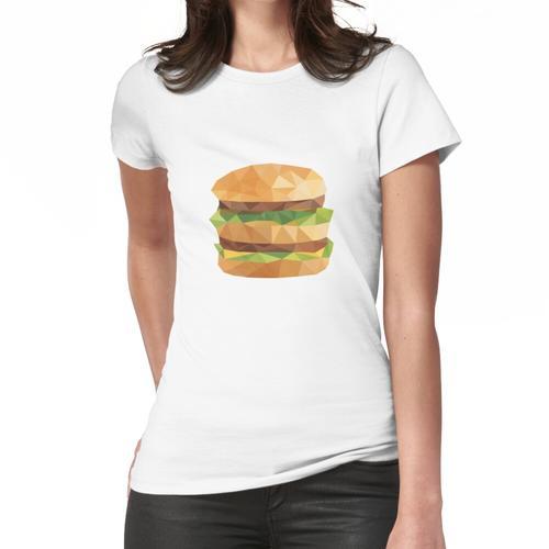 BigMac Lowpoly Frauen T-Shirt