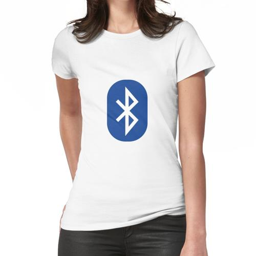 Bluetooth-Logo Frauen T-Shirt