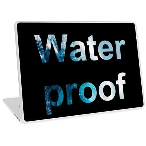 Waterproof Laptop Skin