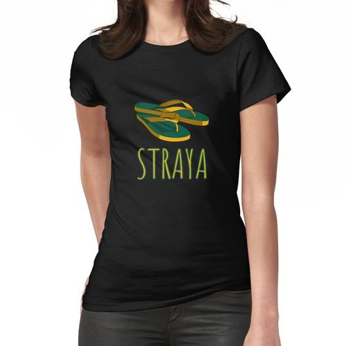 Straya Riemen Frauen T-Shirt