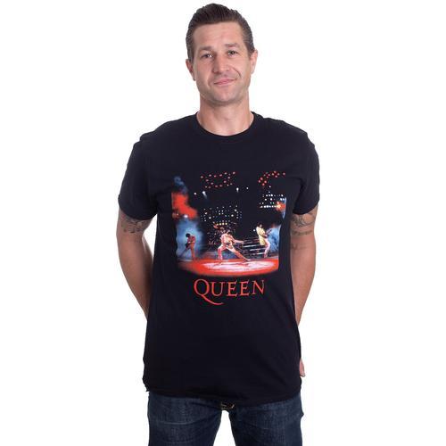 Queen - Live Shot Spotlight - - T-Shirts