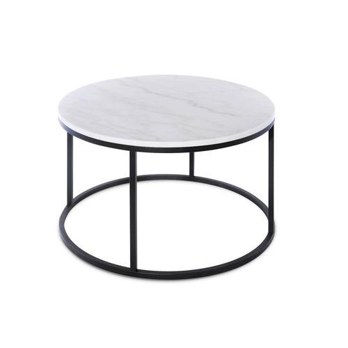 SIT This & That Couchtisch Marmor Rund 1053-23 / B 85 x H 48 x T 85 cm