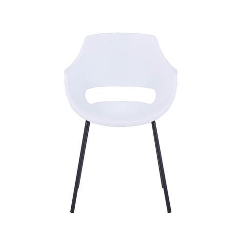 SIT Armlehnstuhl, 2er-Set Kunststoff 2459-11 / schwarz