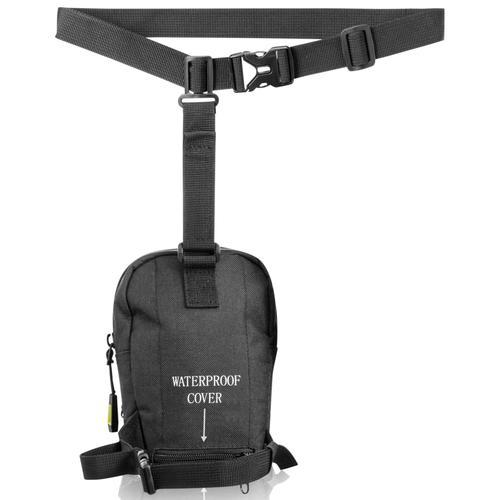 Acerbis X Seitentasche, schwarz